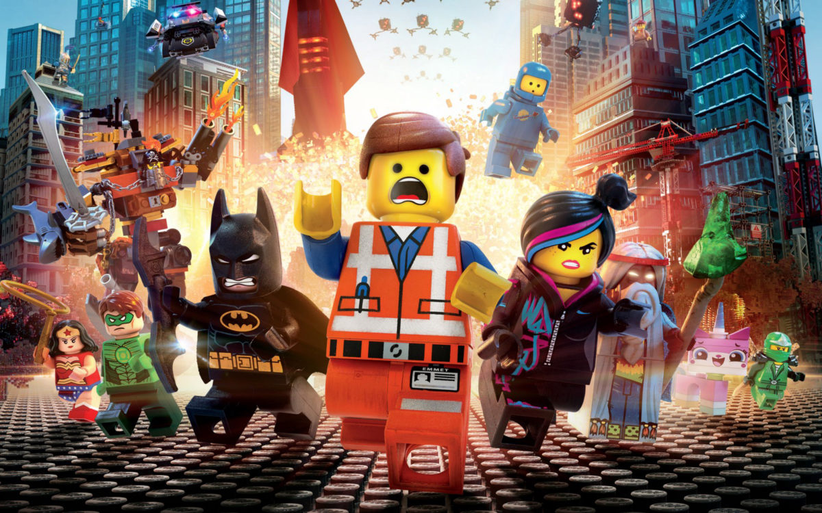 YouTube Streaming 'The Lego Movie' Free on Black Friday