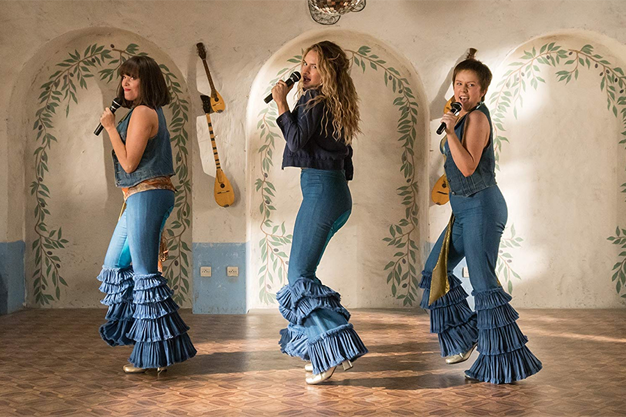 'Mamma Mia! Here We Go Again' Sings to No. 1 on Disc Sales Charts