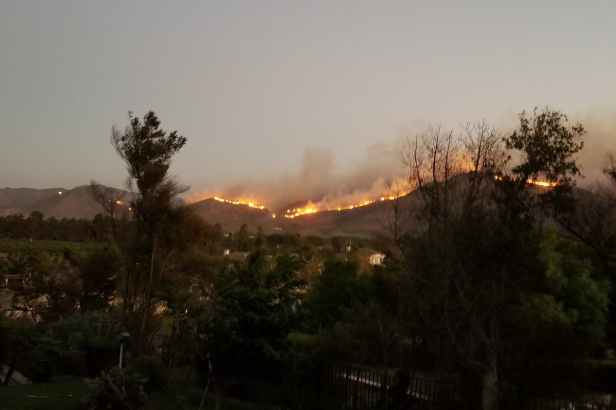 Home Entertainment Execs Impacted by Southern California Wildfires