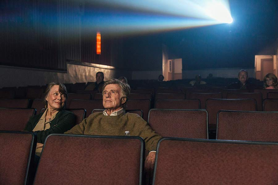Robert Redford Comedy 'The Old Man & the Gun' Due on Digital Jan. 1, Disc Jan. 15