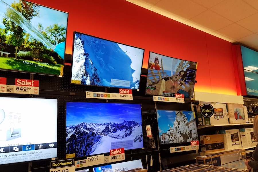IHS: Domestic 4K UHD TV Shipments Surge Due to Pending Chinese Tariffs