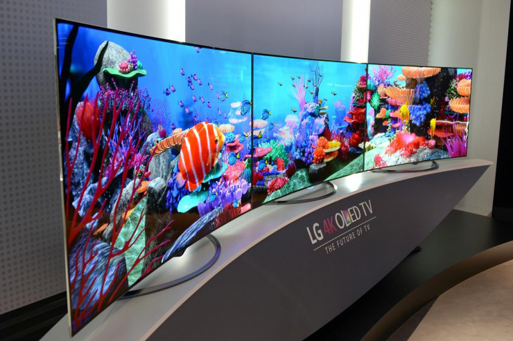 IHS: Shipments of Larger-Size TV Screens Increase