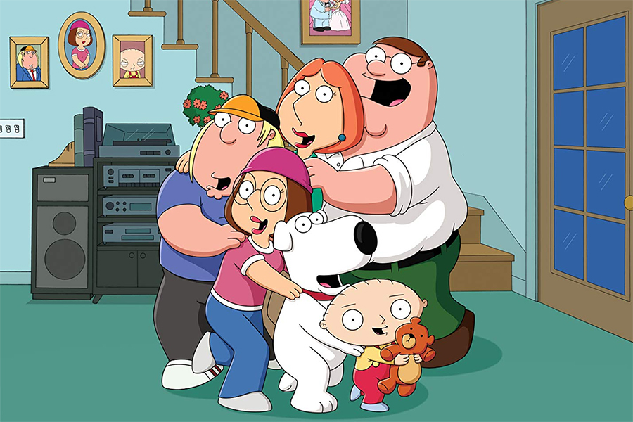 'Family Guy' Marks 20th Anniversary With Musical DVD