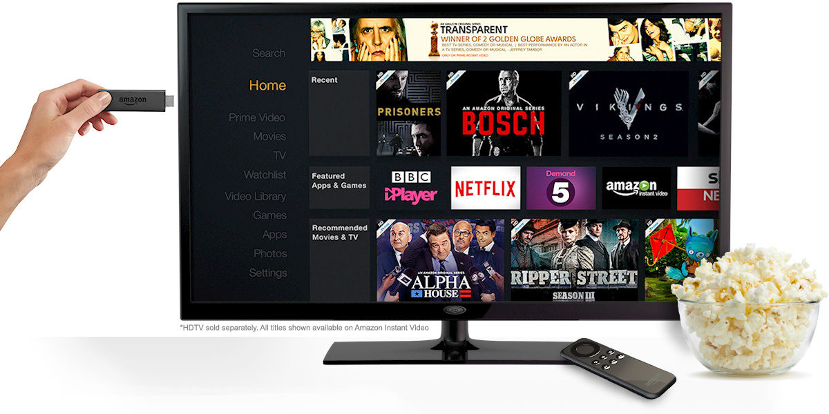 Amazon Says Fire TV Stick Most-Purchased Prime Item in 2018