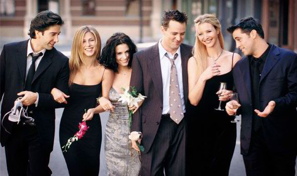 Report: 'Friends' Most-Binged TV Series in 2018