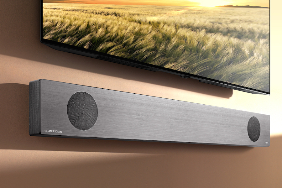 LG Announces Sound Bar Lineup for CES