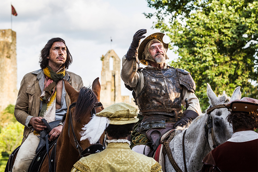 Screen Media Acquires 'The Man Who Killed Don Quixote'