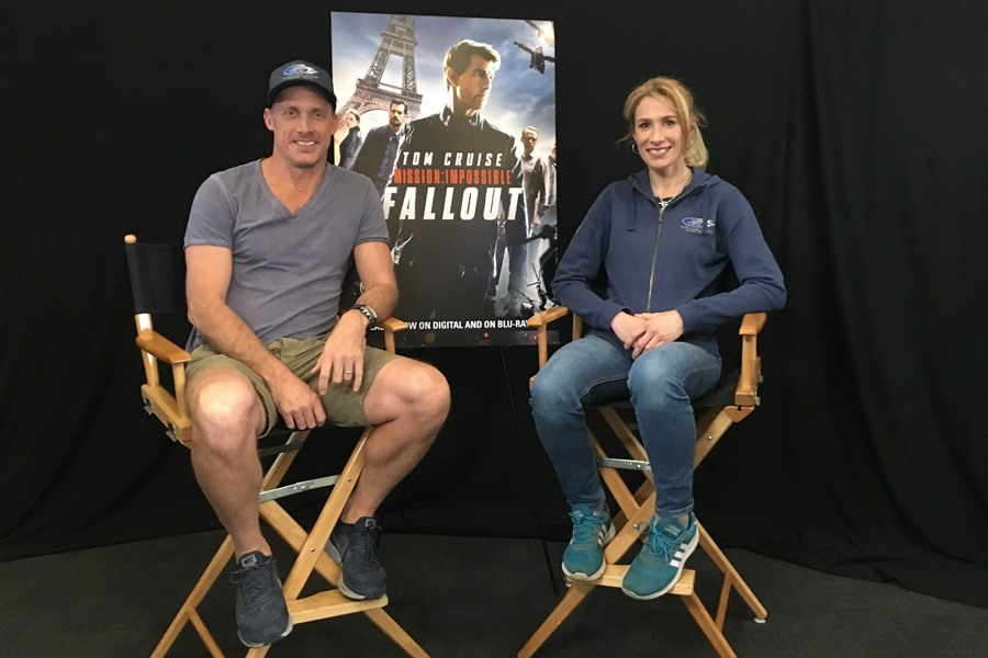 'Mission: Impossible – Fallout' Racing Home