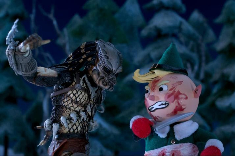 Fox Releases 'Predator' Holiday Special