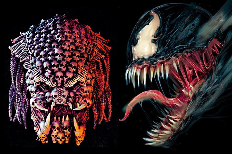 Merchandising: 'Venom,' 'Predator' Engage in Retail Battle