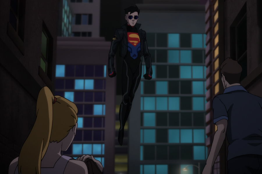 Warner Plans Bi-Coastal Premiere of 'Reign of the Supermen'