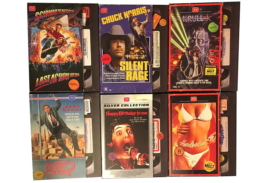 Capturing the Spirit of '80s Cinema