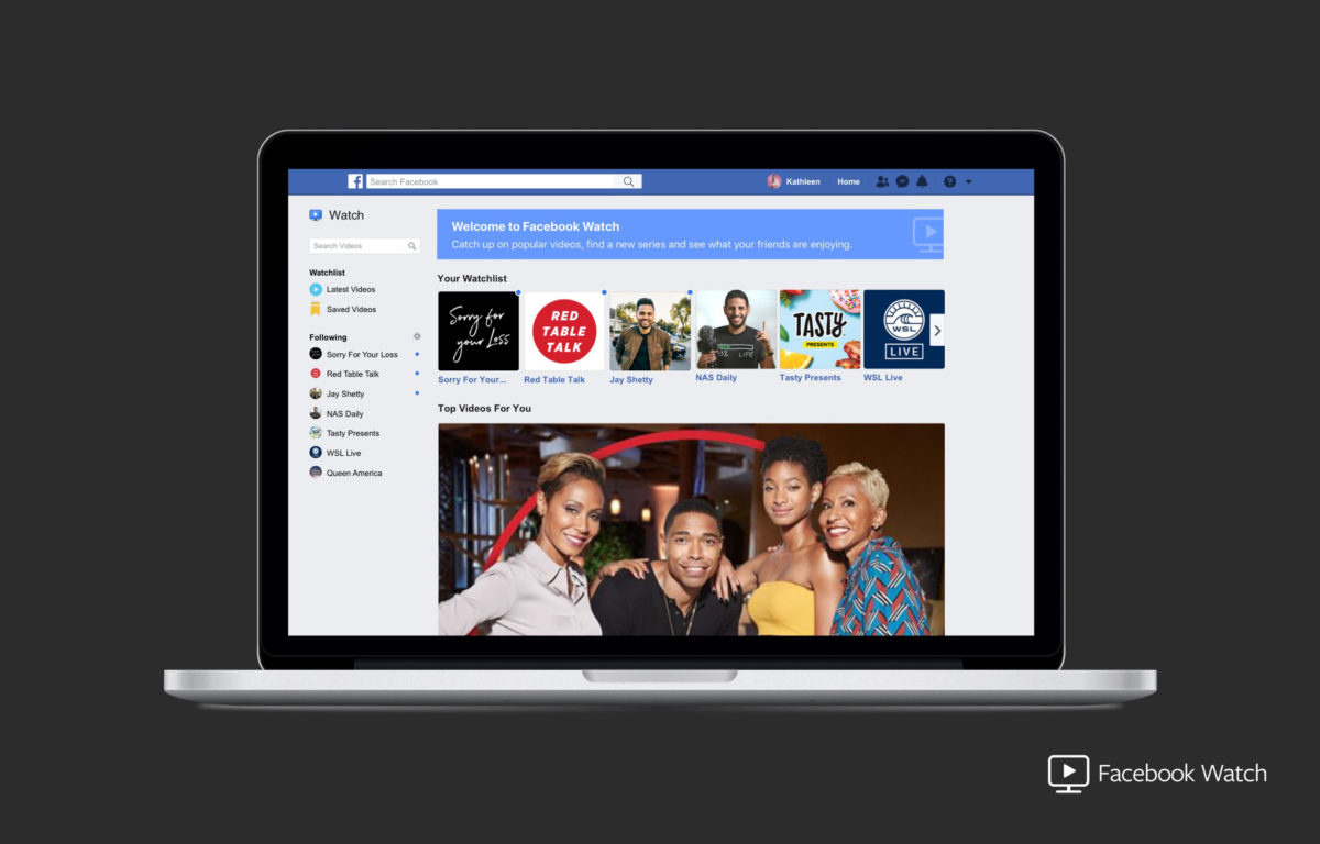 Facebook: 75 Million People Consume Watch Video Daily