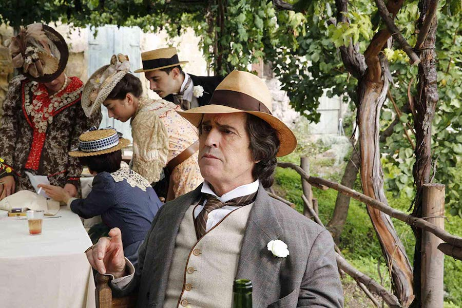 'The Happy Prince' Explores Playwright Oscar Wilde's Tragic Exit