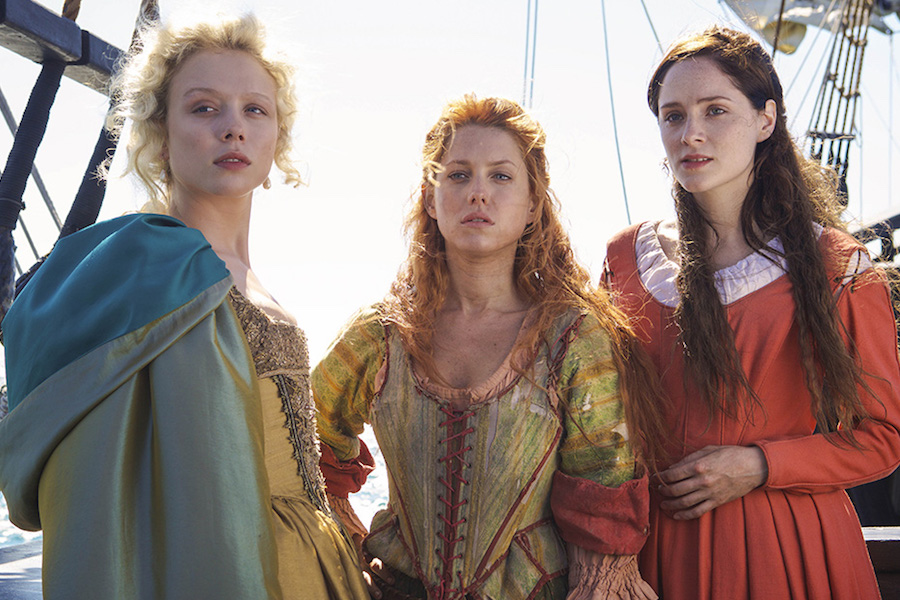 Seasons One and Two of 'Jamestown' Due on DVD Jan. 29 From PBS Distribution
