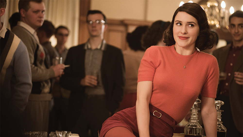 'Mrs. Maisel,' 'F is for Family' Zoom Onto Top 10 Digital Originals Chart