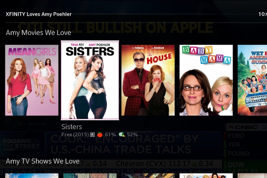 Amy Poehler to Star in Comcast Xfinity Ad Campaign – Media Play News
