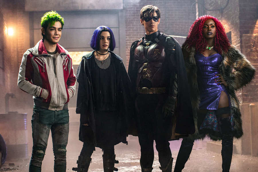 DC Universe's 'Titans' Takes Top Spot on Digital Originals Chart