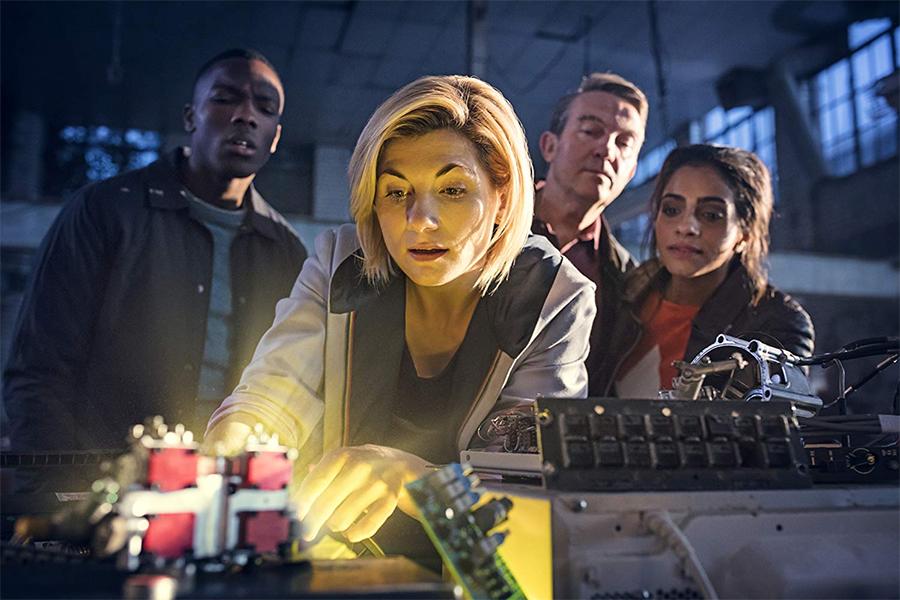 11th Season of Modern 'Doctor Who' on Blu-ray and DVD Jan. 29