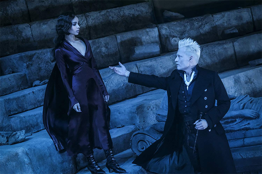 Warner Releasing 'Crimes of Grindelwald' Digitally Feb. 15, on Disc March 12