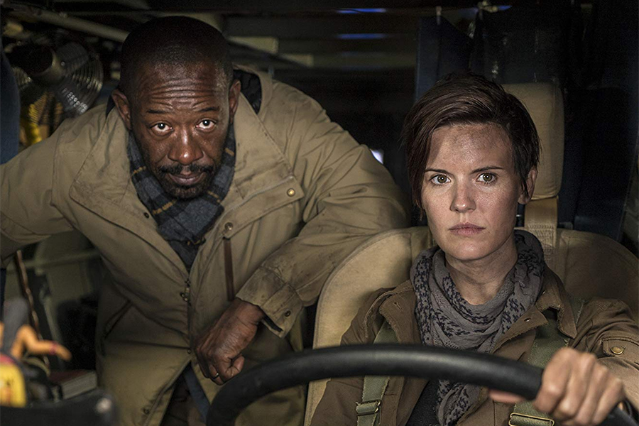 'Fear the Walking Dead' Season 4 on Disc March 5
