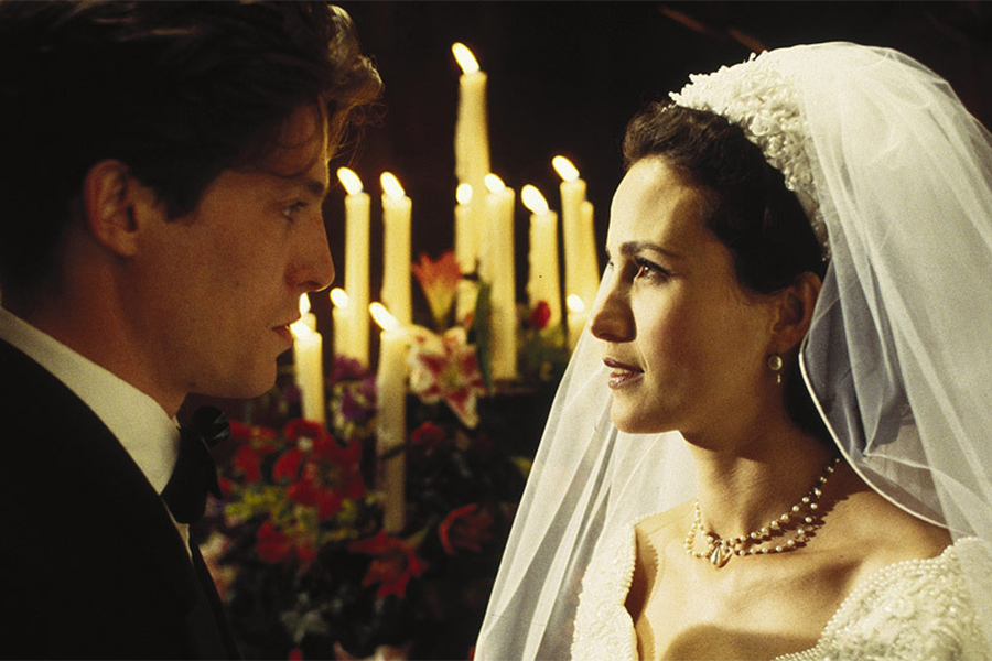Shout! Factory Releasing 'Four Weddings and a Funeral' 25th Anniversary Blu-ray Feb. 12