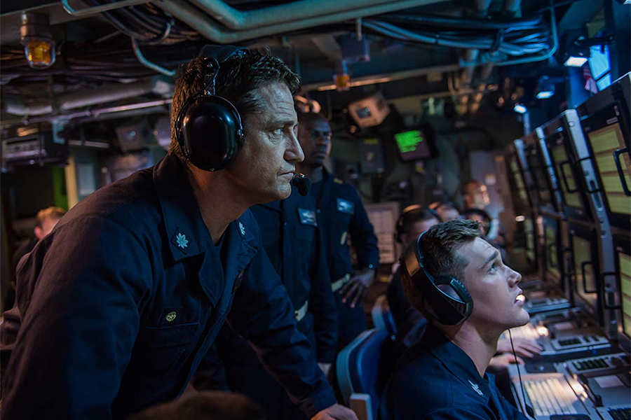 Lionsgate Announces 'Hunter Killer' Home Release