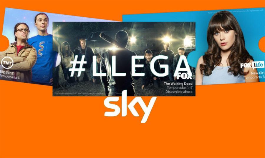 Comcast Cuts Spain's Llega Sky SVOD Pricing 31%