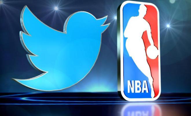Twitter to Live-Stream 20 NBA Games From Player POV
