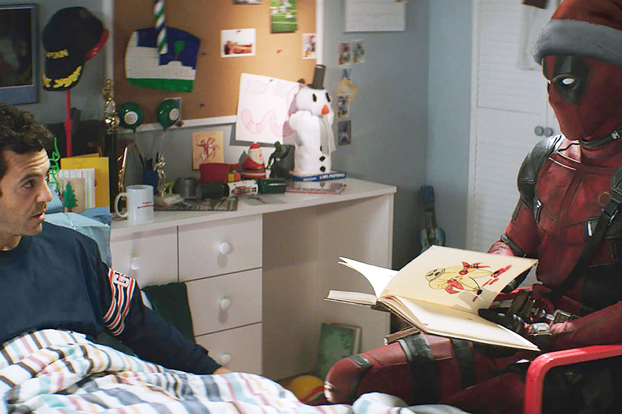 'Once Upon a Deadpool' on Blu-ray Jan. 15