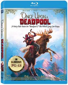 Once Upon a Deadpool' on Blu-ray Jan  15 – Media Play News