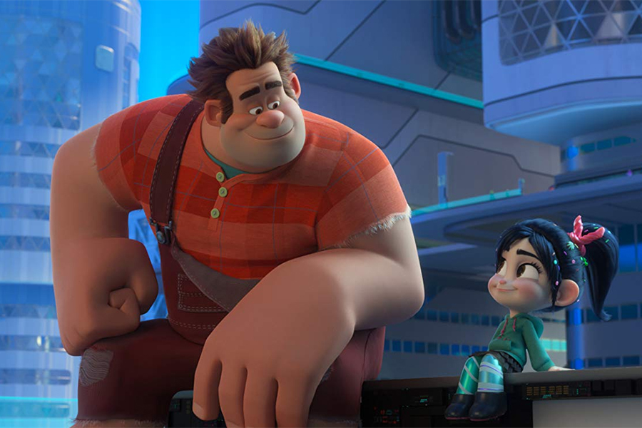 'Ralph Breaks the Internet' Sets High Score on Disc Sales Charts