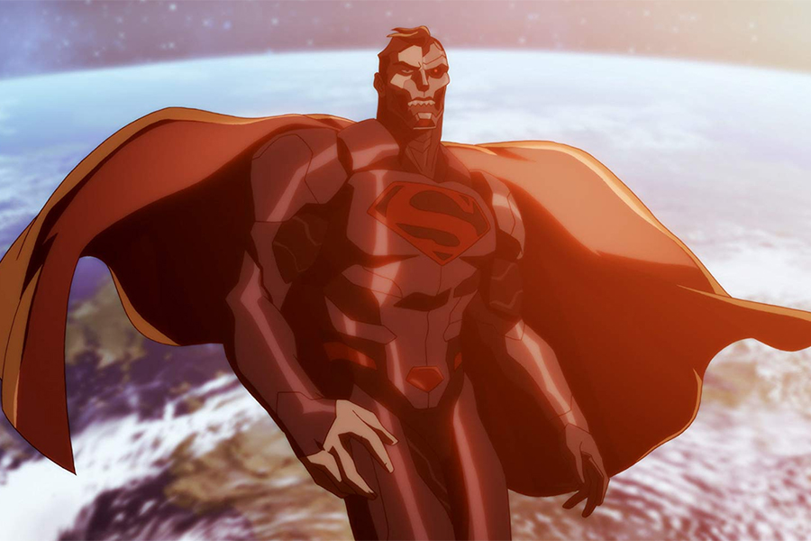 Warner Releasing Supersized 'Death and Return of Superman' Animated Movie