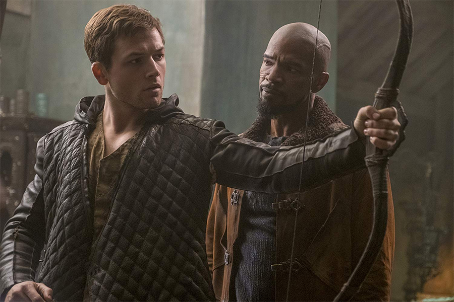 Lionsgate Bringing 'Robin Hood' Remake With Taron Egerton Home in February