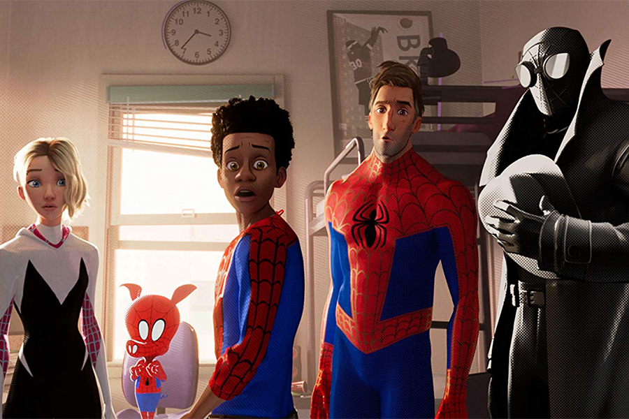 Sony Has High Hopes for the 'Spider-Man: Into the Spider-Verse' In-Home Entertainment Experience