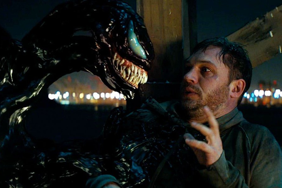 'Venom' Injected Into Top Spots on Home Video Charts
