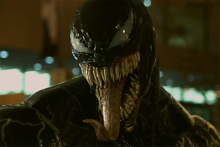 'Venom' Tops Disc Sales for Third Week