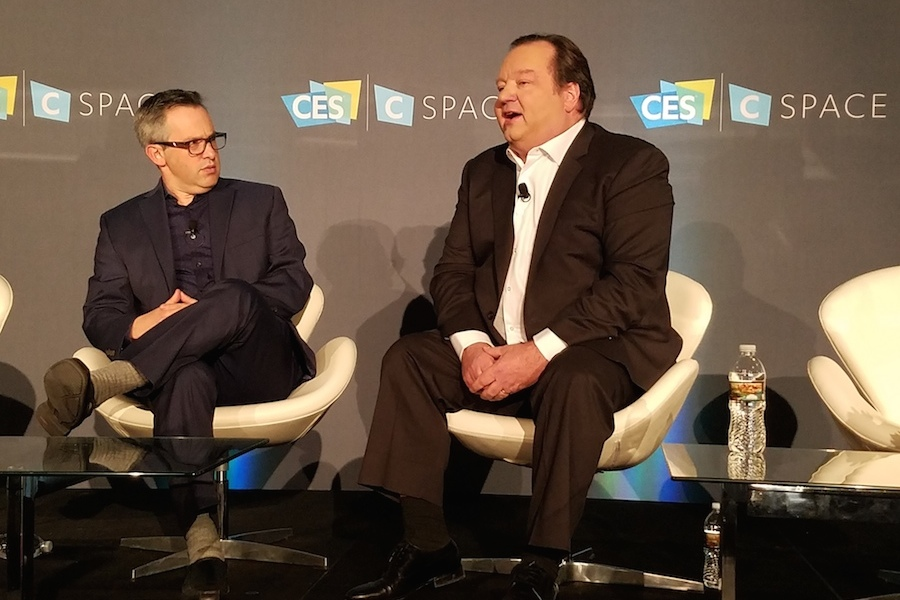 Viacom CEO Bob Bakish Focusing on Content in Fragmented Market