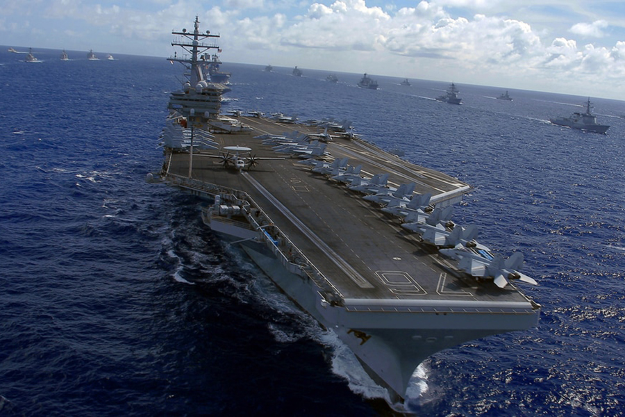 Shout! Factory Releasing Imax 'Aircraft Carrier' Doc
