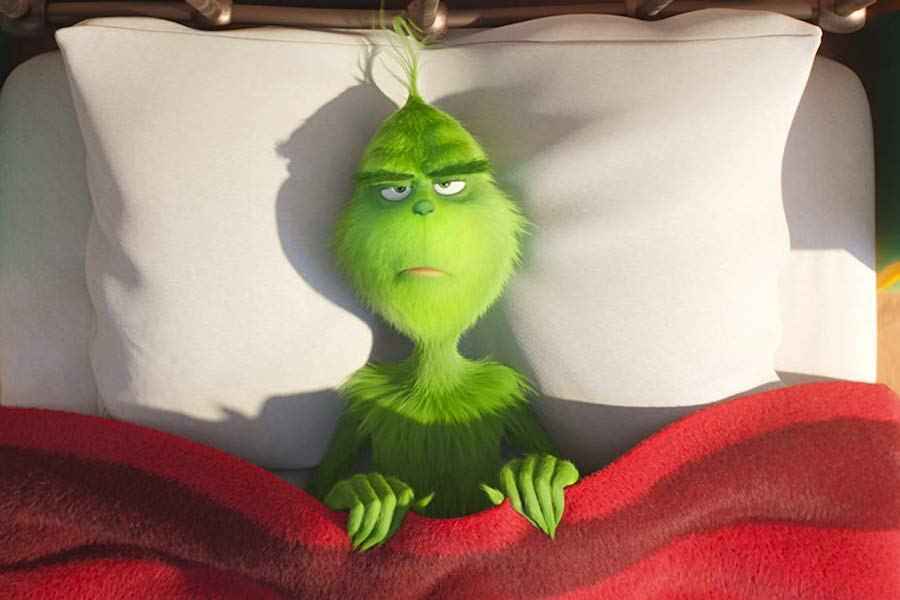 'Grinch,' 'Widow,' 'Girl in the Spider's Web' Debut in Top Three Spots on Redbox Disc, Digital Charts