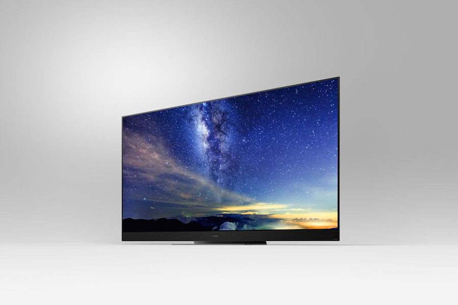 Panasonic 4K OLED TV Designed With Hollywood Help