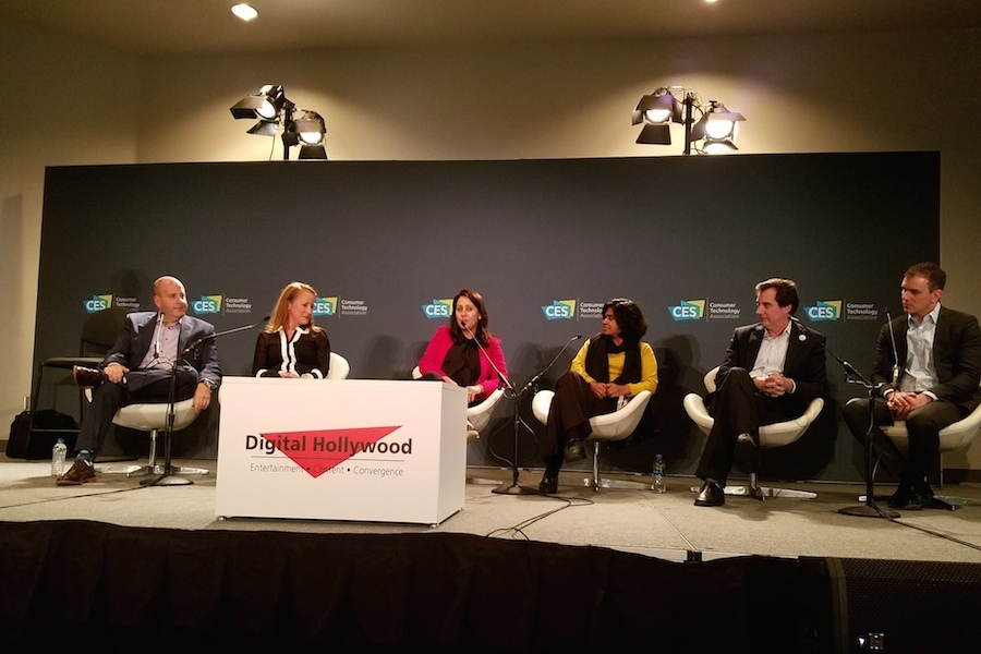 Digital Hollywood Panelists Discuss Challenges and Opportunities of Content Delivery on Eve of CES Show