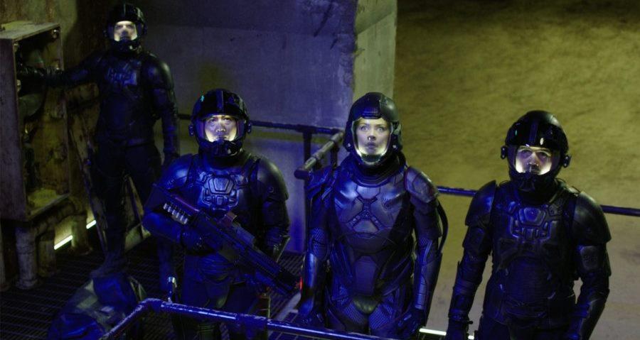 Amazon Streaming 'The Expanse,' Greenlights Season 4 Production