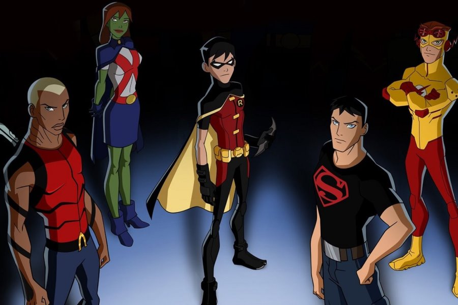 DC Universe Tops Digital Originals Chart with 'Titans,' 'Young Justice'
