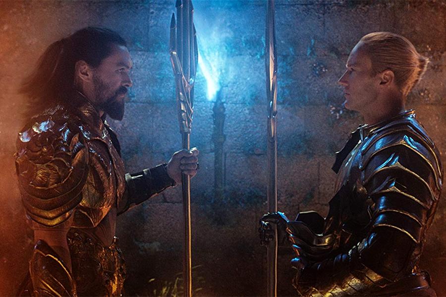 'Aquaman' Tops Redbox Disc and Digital Charts