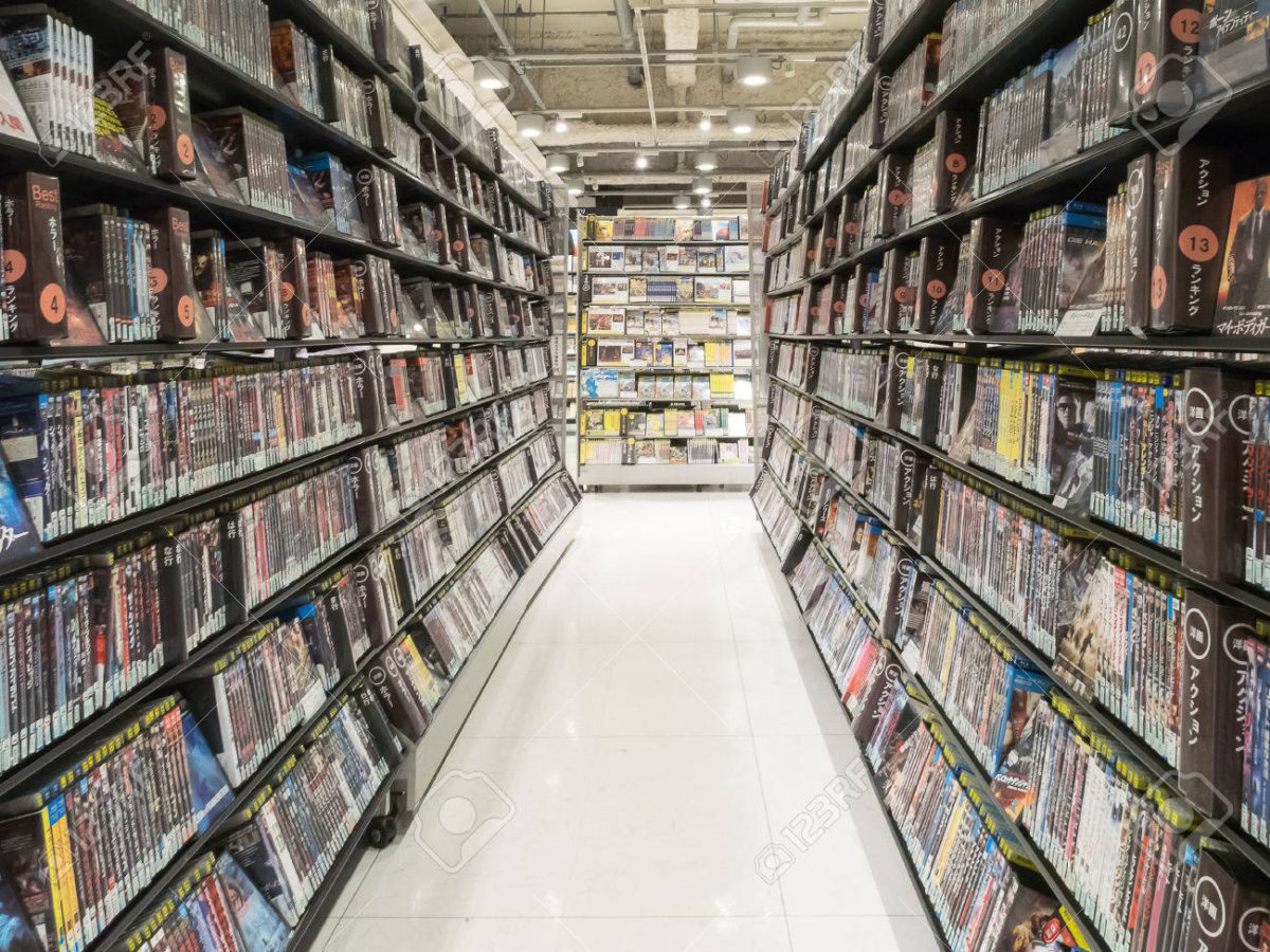 French Packaged Media Sales Fall 16%