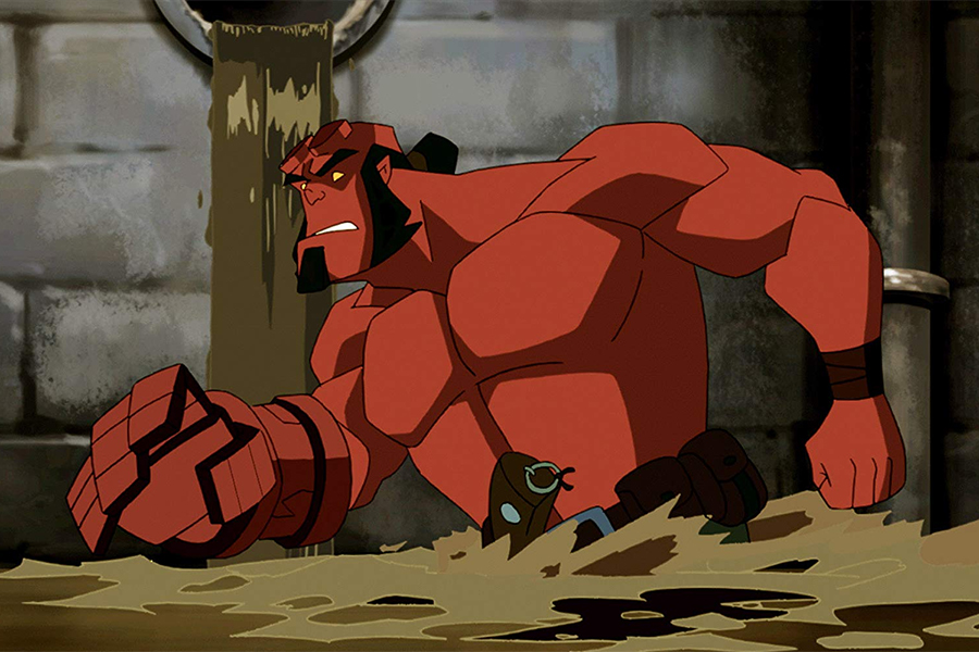 Lionsgate Releasing Animated 'Hellboy' Movies on 4K Blu-ray
