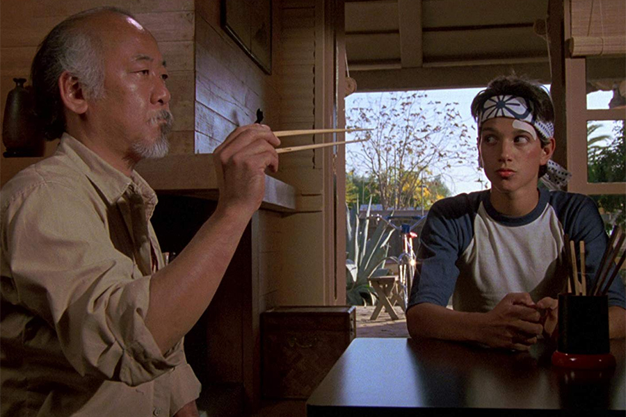 Original 'Karate Kid' on 4K Blu-ray After Theatrical Re-release