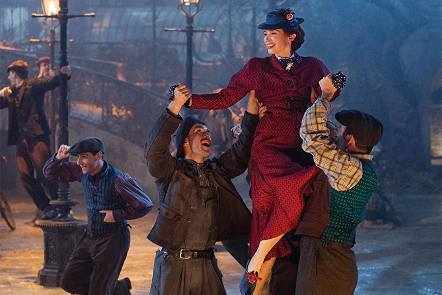 'Mary Poppins Returns' to Home Video in March
