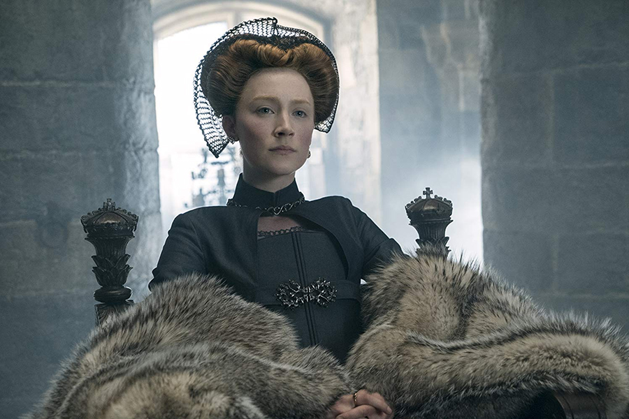 'Mary Queen of Scots' Coming to Home Video